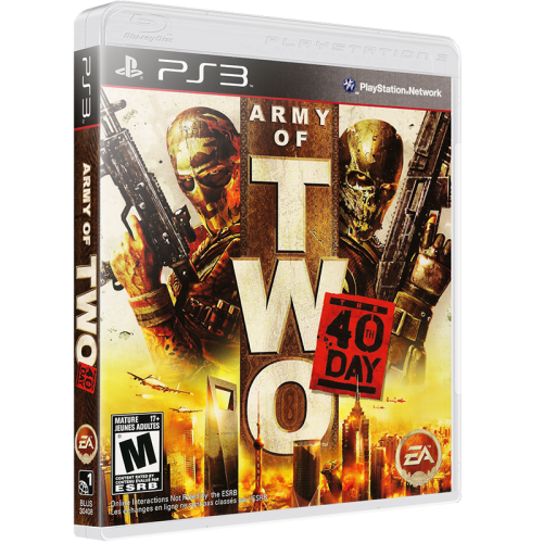 Army Of Two The 40th Day1