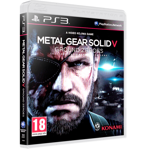 Metal Gear Solid V Ground Zeroes1