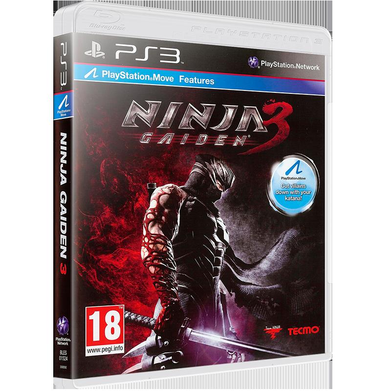Ninja Gaiden 3 Playstation 3 Round Designs Games