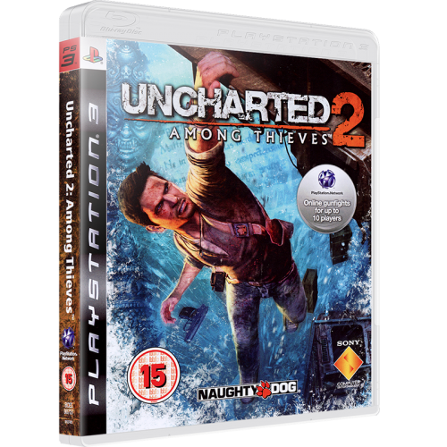 Uncharted 2 Among Thieves (Variant 21)