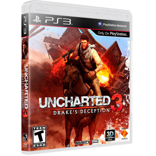 Uncharted 3 Drake's Deception1