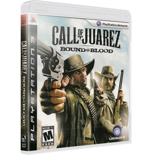 Call Of Juarez Bound In Blood1