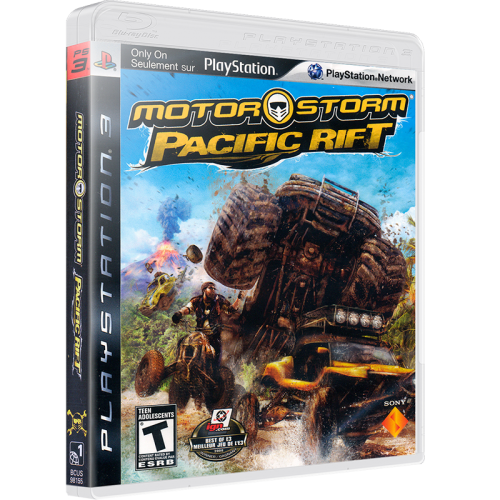 Motor Storm Pacific Rift1