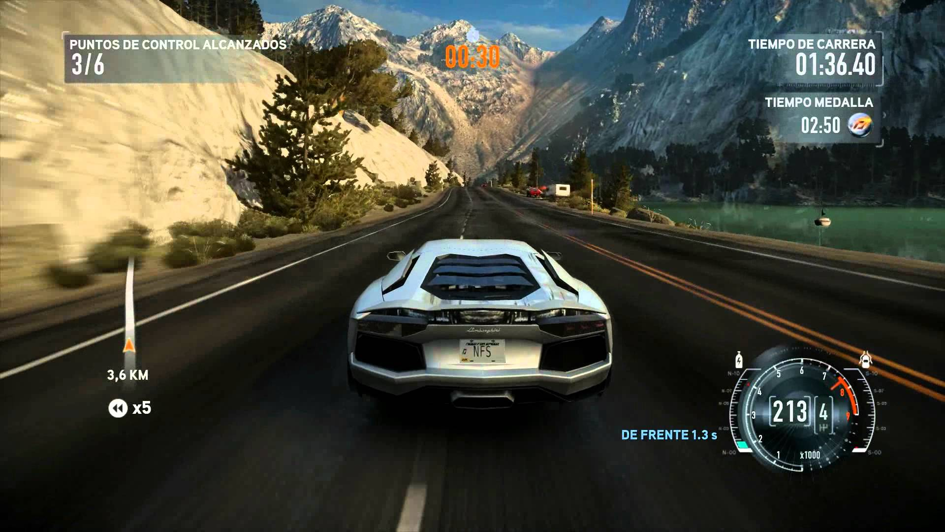 Need For Speed The Run Playstation 3 Round Designs Games
