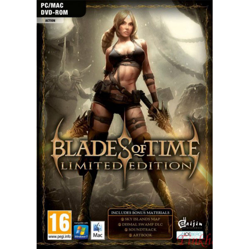 Blade of time limited edition