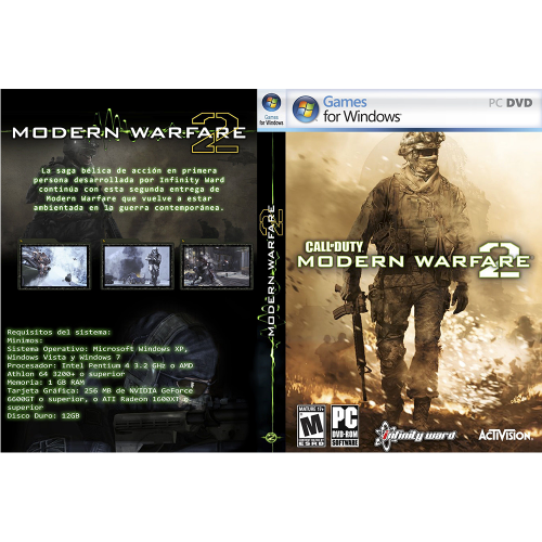 Call of duty modern warfare2