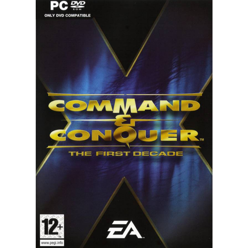 Command conquer the first decade3