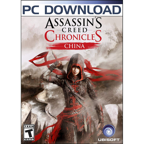 assassin's creed chroni china