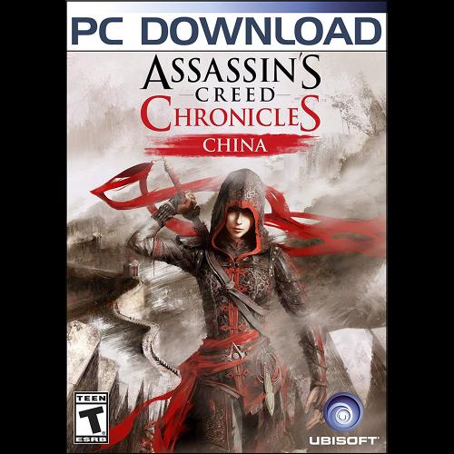 assassin's creed chroni china