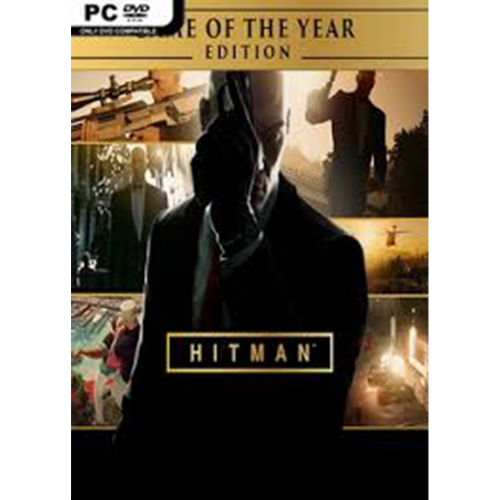 hitman game of the year