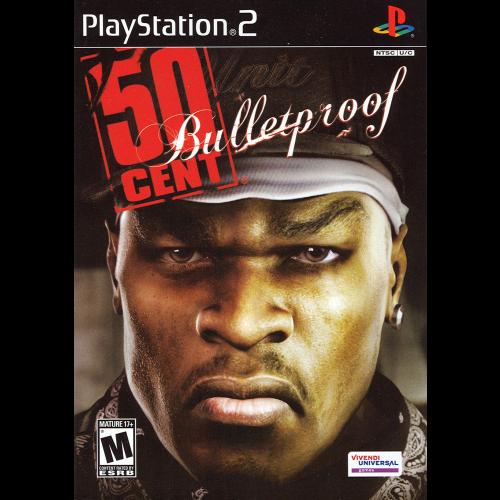 50-cent bulletproof