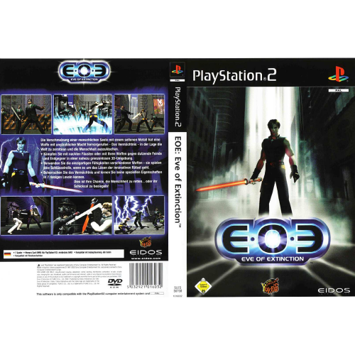 eoe eve of extinction