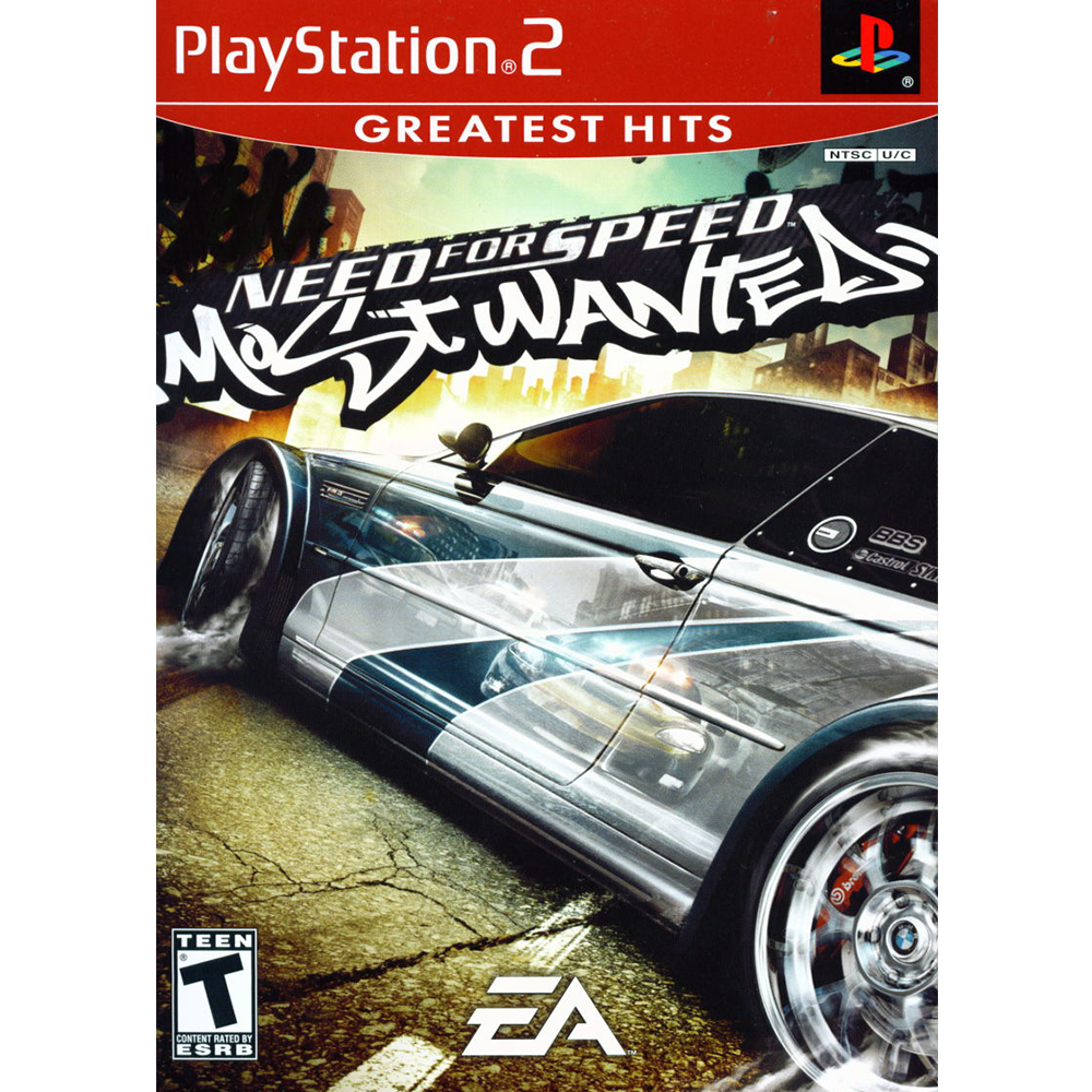 Most Wanted Playstation 2 Need For Speed Legacy Systems